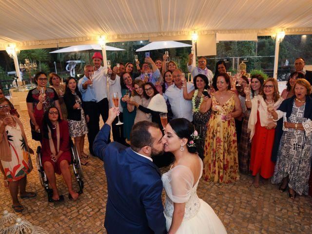 O casamento de Caio e Nina em Almornos, Sintra 44
