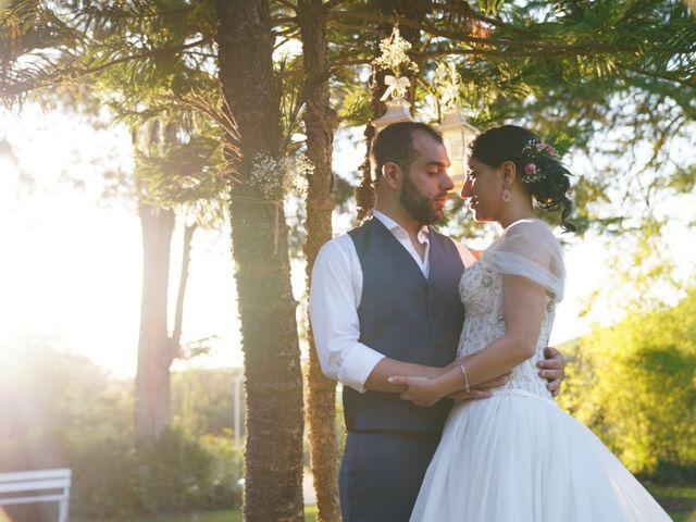 O casamento de Caio e Nina em Almornos, Sintra 46