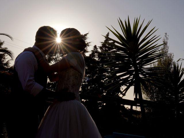 O casamento de Caio e Nina em Almornos, Sintra 47