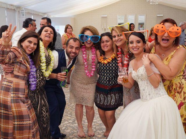 O casamento de Caio e Nina em Almornos, Sintra 50