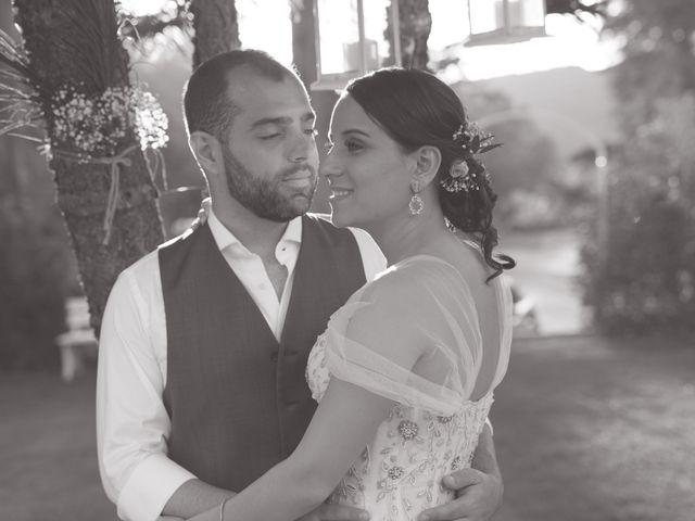 O casamento de Caio e Nina em Almornos, Sintra 60