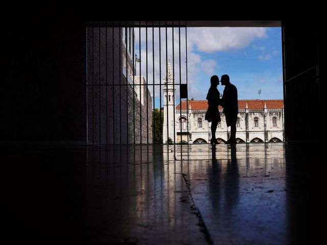 O casamento de Caio e Nina em Almornos, Sintra 67
