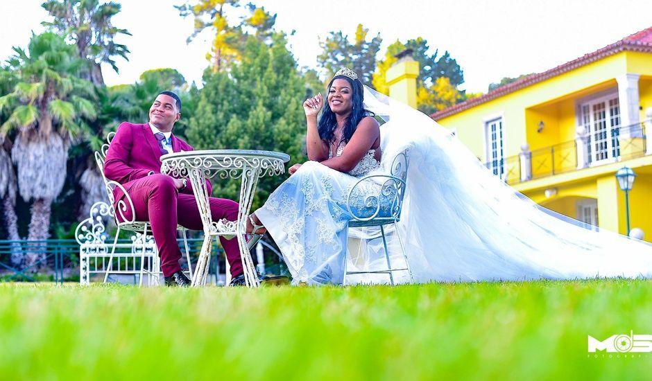 O casamento de Joel e Vanessa em Lisboa, Lisboa (Concelho)