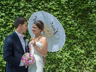 O casamento de Elodie e João