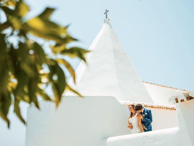 O casamento de Diogo e Cármen em Guia, Albufeira 25