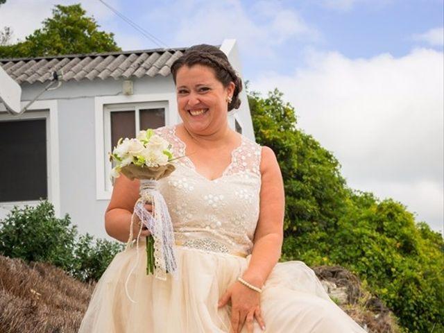 O casamento de Hugo e Susana em Lajes do Pico, Pico 3