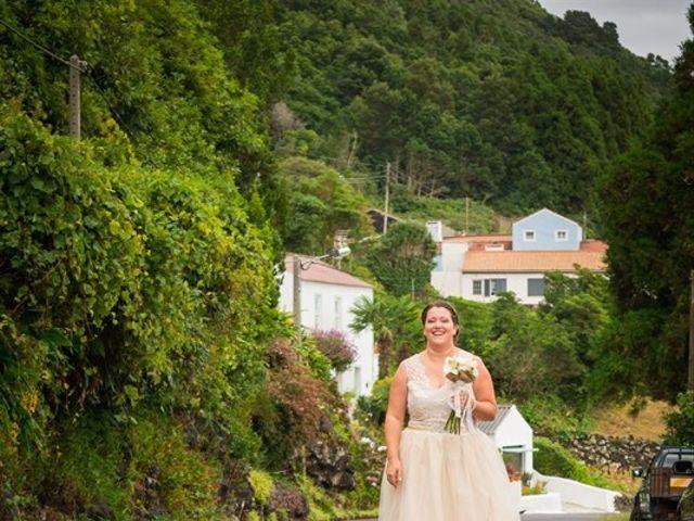 O casamento de Hugo e Susana em Lajes do Pico, Pico 9