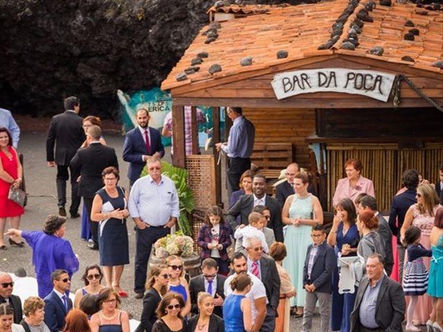 O casamento de Hugo e Susana em Lajes do Pico, Pico 32