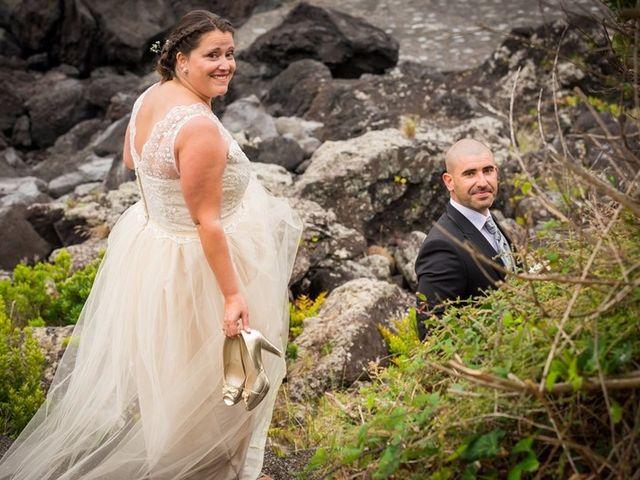 O casamento de Hugo e Susana em Lajes do Pico, Pico 38
