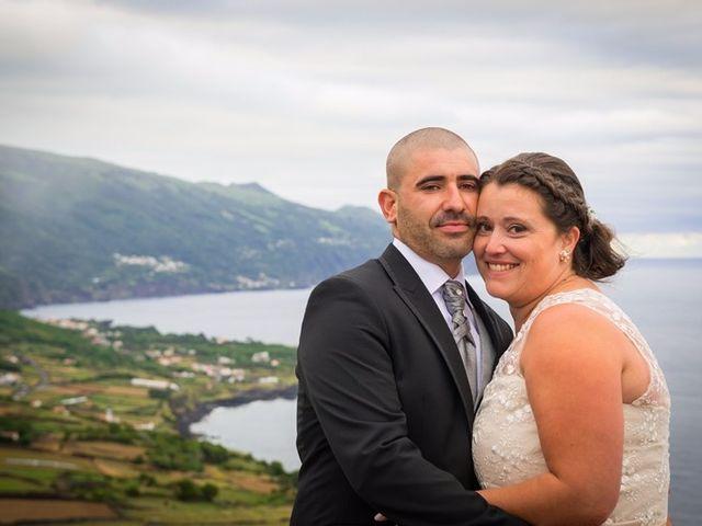 O casamento de Hugo e Susana em Lajes do Pico, Pico 46