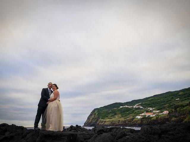 O casamento de Hugo e Susana em Lajes do Pico, Pico 50