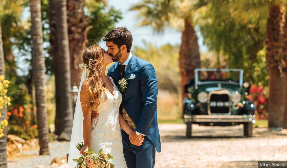O casamento de Diogo e Cármen em Guia, Albufeira
