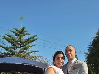 O casamento de Ana Soeiro e Sérgio da Silva