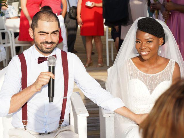 O casamento de António e Carolina em Almada, Almada 25