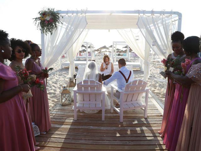O casamento de António e Carolina em Almada, Almada 31
