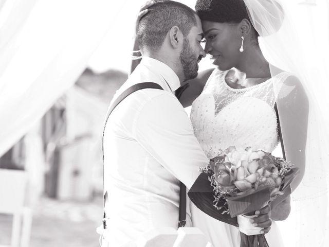 O casamento de António e Carolina em Almada, Almada 36