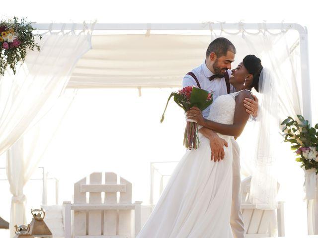 O casamento de António e Carolina em Almada, Almada 37