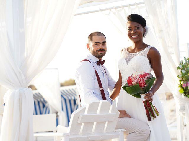 O casamento de António e Carolina em Almada, Almada 39