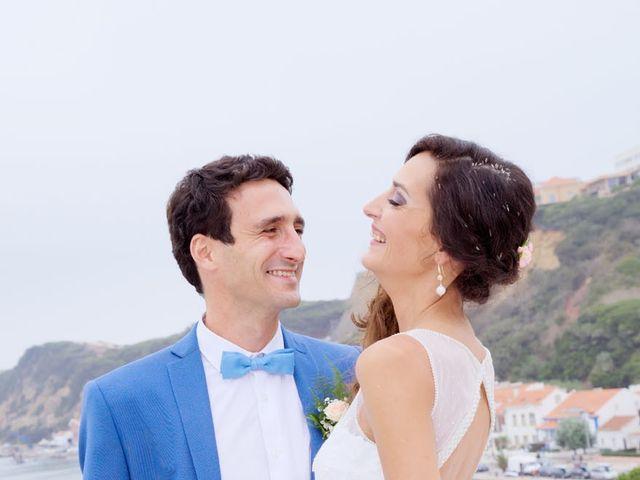 O casamento de João e Filipa em São Martinho do Porto, Alcobaça 1