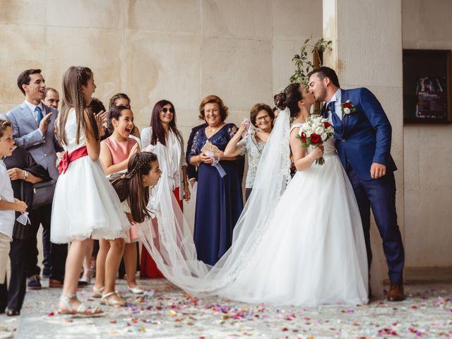 O casamento de Leonardo e Mariana em Benedita, Alcobaça 15