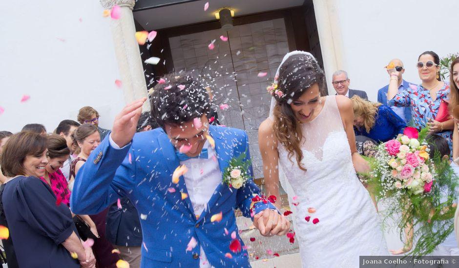 O casamento de João e Filipa em São Martinho do Porto, Alcobaça