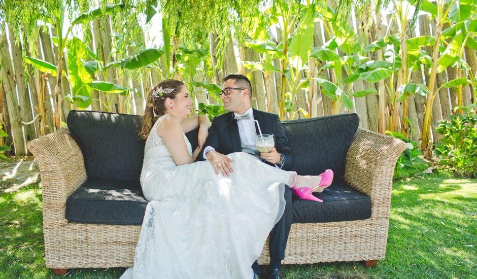 O casamento de André e Marta em Montijo, Montijo