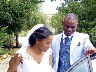 O casamento de Tânia e António  1