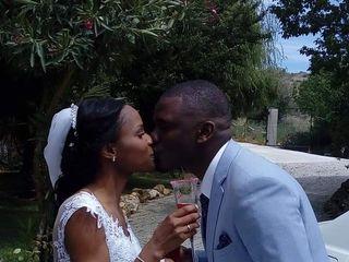 O casamento de Tânia e António  2