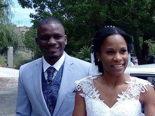 O casamento de Tânia e António  3