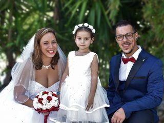 O casamento de Solange e Ruben