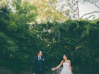 O casamento de Sarah e Davide