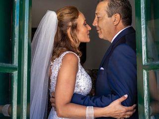O casamento de Marta e Sérgio