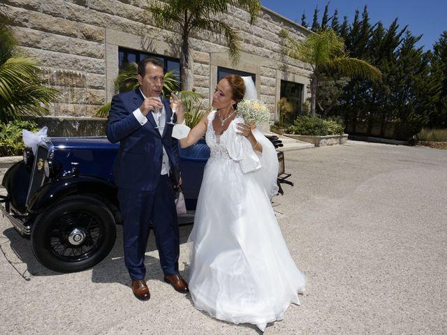 O casamento de Sérgio e Marta em Alcabideche, Cascais 38