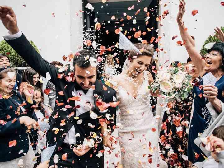 O casamento de Matilde e Bernardo