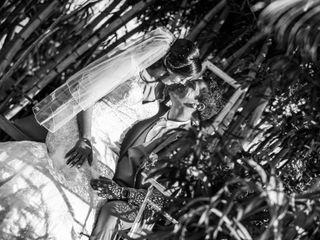 O casamento de Andreia e Orlando