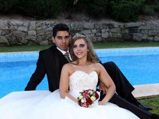 O casamento de Stéphanie e Mickael