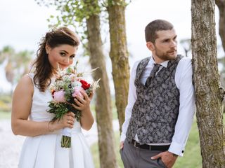 O casamento de Marcela e Marcelo