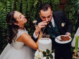 O casamento de Melissa e Daniel
