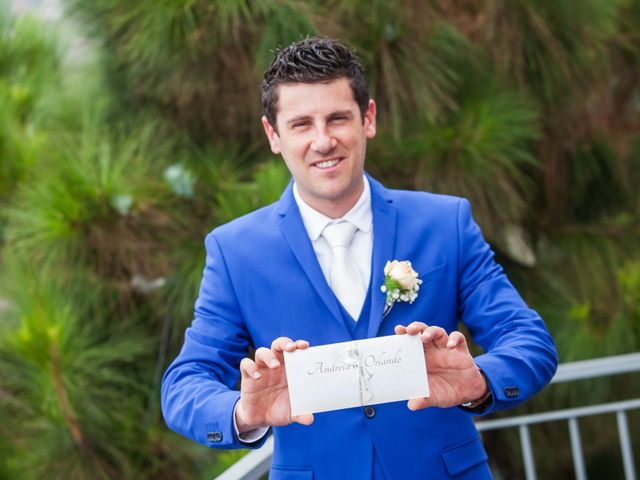 O casamento de Orlando e Andreia em Funchal, Madeira 3