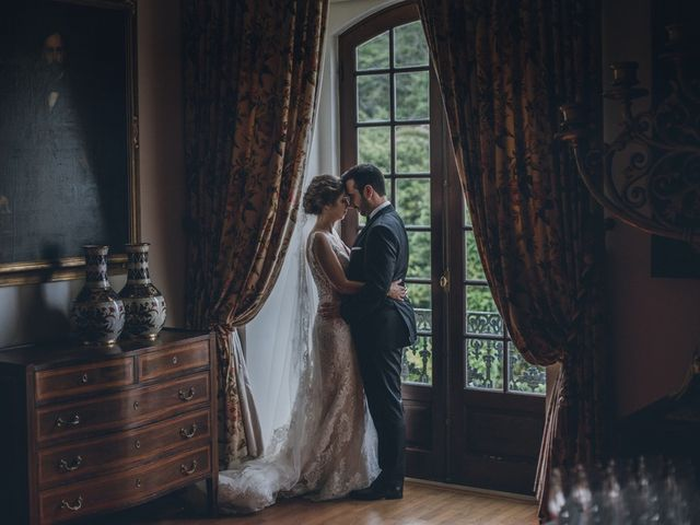 O casamento de Bernardo e Matilde em Luso, Mealhada 1