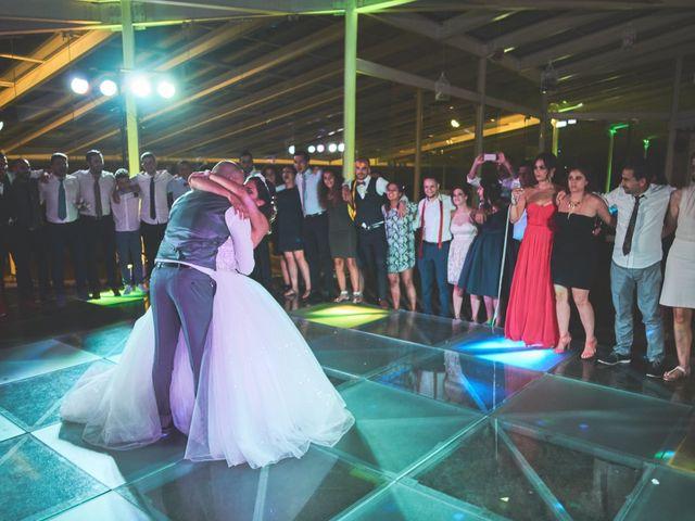 O casamento de Jessica e Steve