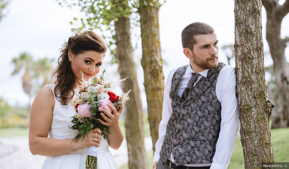 O casamento de Marcelo e Marcela em Óbidos, Óbidos