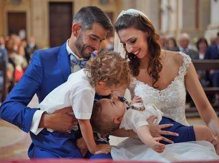 O casamento de Patrícia e Dário