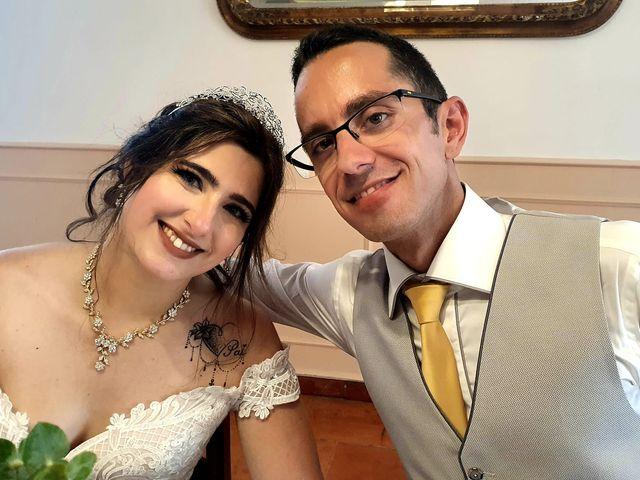 O casamento de Nádia  e Marco