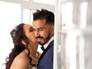 O casamento de Alexandra  e João  3
