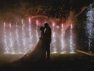 O casamento de Vânia e Edgar