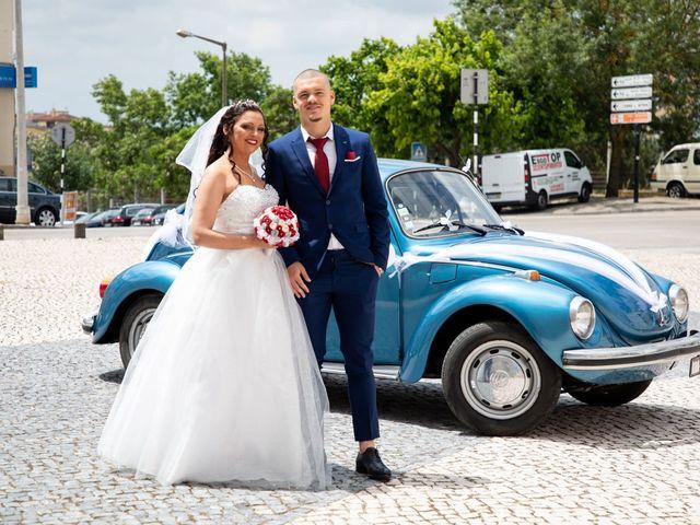 O casamento de João  e Alexandra  em Cruz de Pau, Seixal 3