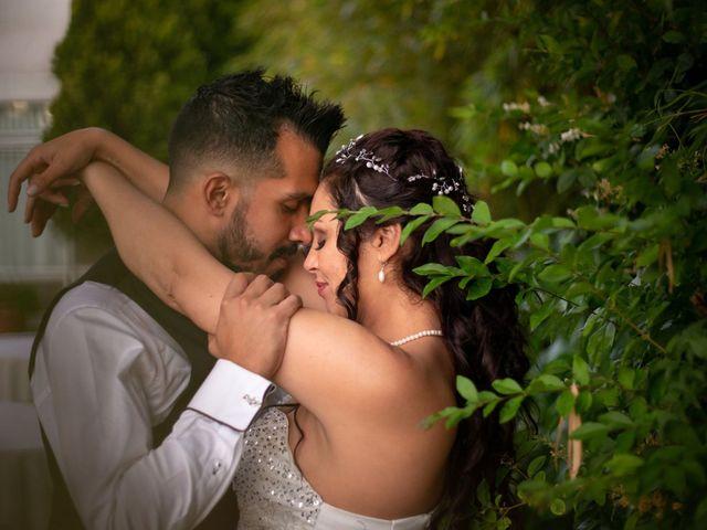 O casamento de João  e Alexandra  em Cruz de Pau, Seixal 2