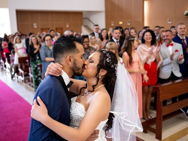 O casamento de João  e Alexandra  em Cruz de Pau, Seixal 5
