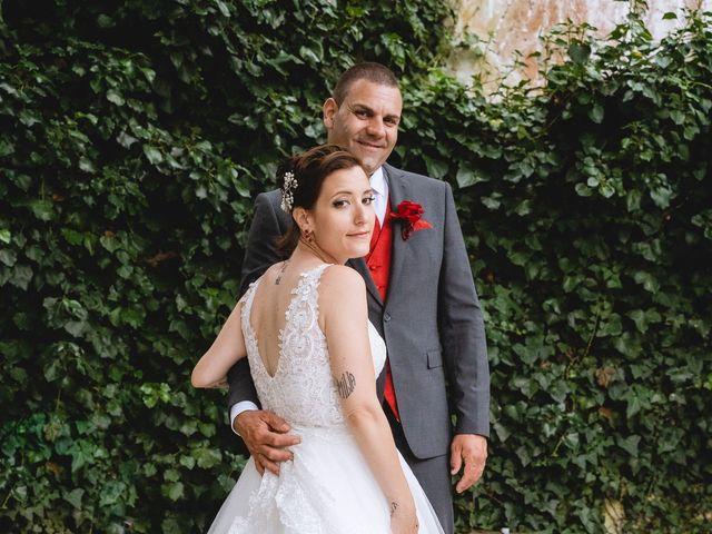 O casamento de Edgar e Vânia em Benedita, Alcobaça 4